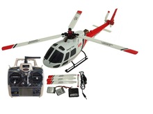 ABC-206774 V931 2.4G RC HELICOPTER 6 CHANNEL 3 BLADE AS350 R/C HELICOPTER