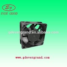 60mm 60x60x25mm 6025 12v 24v small dc brushless computer CPU cooling fan 5v (ED6025S(B)12H) 12v micro mini powerful air cooler