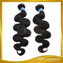 Top Selling Excellent quality virgin remy human hair black virgin brazilian hair