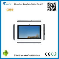 Newest hot sale video call android tablet pc gsm module