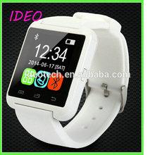 support multi language bluetooth wrist watch mp3 player