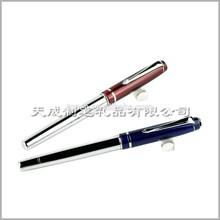Chinese fountain pens Liquid ink metal ball pen Map design