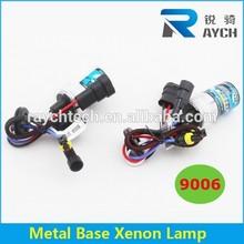 Metal taban xenon lamba 9006, xenon ampul, xenon sakladı