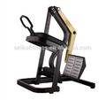 Nuevos Equipos de fortalecimiento cargados productos de placa de equipos de gimnasio comercial/ glúteos aislador/Tiro trasero para la venta