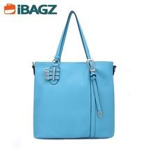 Wholesale New Fashion Large PU Women Handbag