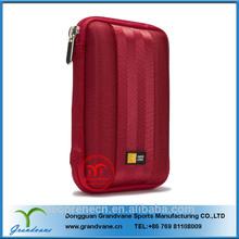 Professional manufacture black portable eva camera bag