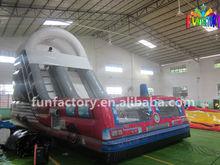 inflatable giant water slide,giant inflatable slide,pool slide