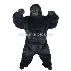 Men s Deluxe Gorilla Costume Halloween Oufits Gorilla Halloween,King Kong 4pc Full Body Cadbury Gorilla Suit Halloween Costume