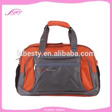 Alibaba wholesale hand carry Fashion nylon fabric Suitcase Luggage Bag Travel