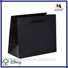 Luxury paper shopping bag OEM