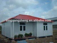 ISO 9001:2008 portable housing unit