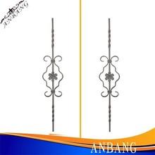 Alibaba express antique wrought iron panel-6165