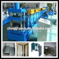 pressed steel door frame machine