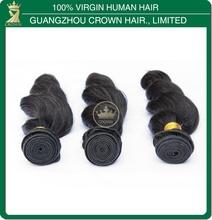 Wholesale 100% virgin hair angels weave manufacturers