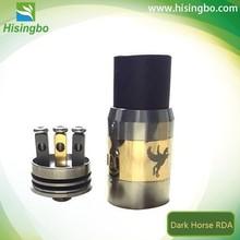 Hottest product health & medical rebuiltable ecig dark horse