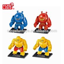 Ben Grimm minifigures Fantastic Four building block minigures