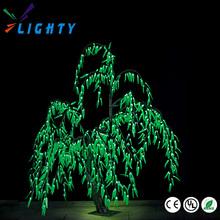 120VAC clear smooth 3 dip led UL C7 E12 christmas tree lights