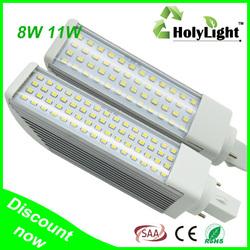 plc 4 pin g24 lampada a led