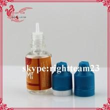 10 ml 15ml dripper eliquide bottles pet stock, pet plastic bottles