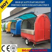 Mobile vans alimentos/vending machine/móvel kebab van
