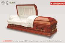 Cameron cartón de cremación contenedor