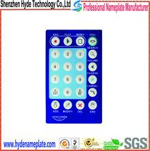 custom design self adhesive print pvc phone back sticker