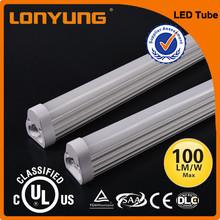 Promotional TUV ETL SAA CE New Patent tube fixture 5ft 25W 2500 lumen japanese tube 5 1200mm 12v neon t5 led tube