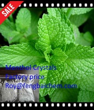 synthetic menthol hot sale factory price