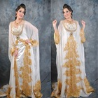 pakistani new style dresses Sequins Kaftan Evening Prom Dresses Arabic Abaya Dubai Sexy Evening Dresses With Long Sleeves
