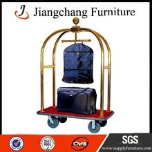 Duluxe Hotel Bellman Trolley Carts JC-TC26
