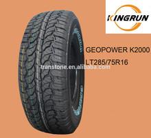 Nouveau produit pneus dubaï grossiste marché 31 * 10.50R15LT - 6PR