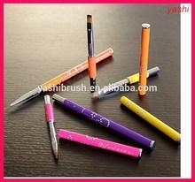 YASHI nail brush Kolinsky sable hair Metal handle nail brush