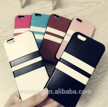 retro black and white stripe case for iphone5/5s/6&6plus cool lover stripe cover case for iphone lovers stripe case for iphone