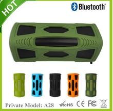 2015 GAOKE Private Model A28 bluetooth speaker Bluetooth Private Model A28 bluetooth speaker portable 5w x 2 waterproof powerful