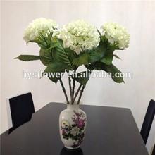 Todos los tipos de flores color de rosa, Tulipán, Calla, Hydrangea flores artificiales