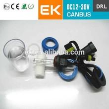 EK Universal Waterproof LED Daylight Lighting Outdoor LED Recessed Light 12v LED Recessed Light fog lamp led daylight
