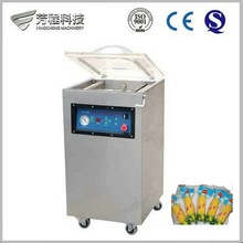 FC-BZ400 Microcomputer Stainless Steel Vacuum Packing Machine Meat