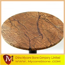 rein forest marble brown stone tops