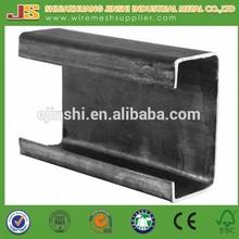 American standard galvanized C Channel Steel 126*53*5.5