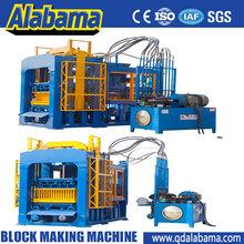 hydraulic transmission interlocking brick machine congo