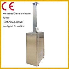China Indoor Stadium oil air heater