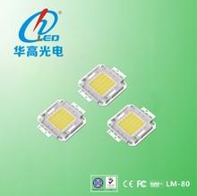 High CRI high lumen Bridgelux & Epistar 70w high power led chips