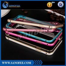 for iphone 6 aluminum bumper, ultra thin bumper case