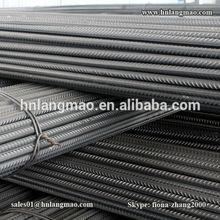 Direct manufacturer deformed steel bar / hot rolled ribbed bars