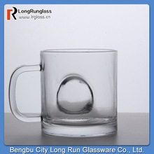 LongRun BEER GLASS MUG WITH 3D SPINNING SOCCER BALL MADE IN CHINA