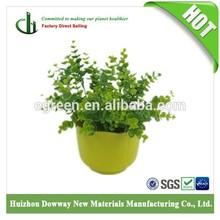 plant fiber biodegradable vertical green wall pots furniture machine make container home flower pots manufacturer