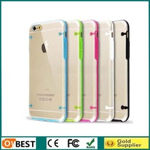Slim Mobile Phone case PC+TPU Combo case for iPhone 6/plus