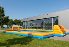 2014 Most popular inflatable soccer arena in hot sale