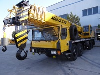 Famous product Top Quality as xcmg 50 ton Mobile Crane