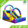 Good quality and safe inflatable fire truck slide,large inflatable pool slides,fire truck inflatable water slide